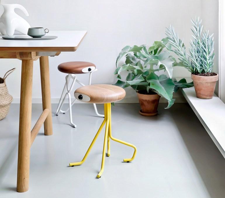 Companion stool by phillip grass in Showcase of Creative Furniture Designs