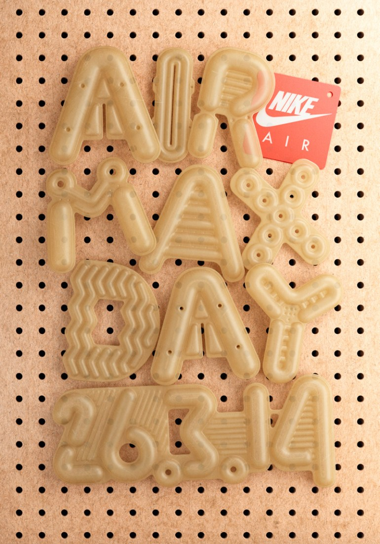 Nike Air Max Day by Chris LaBrooy in Showcase of Creative Nike Advertisements