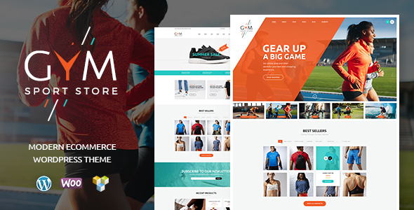 GYM | Sports Clothing & Equipment Store