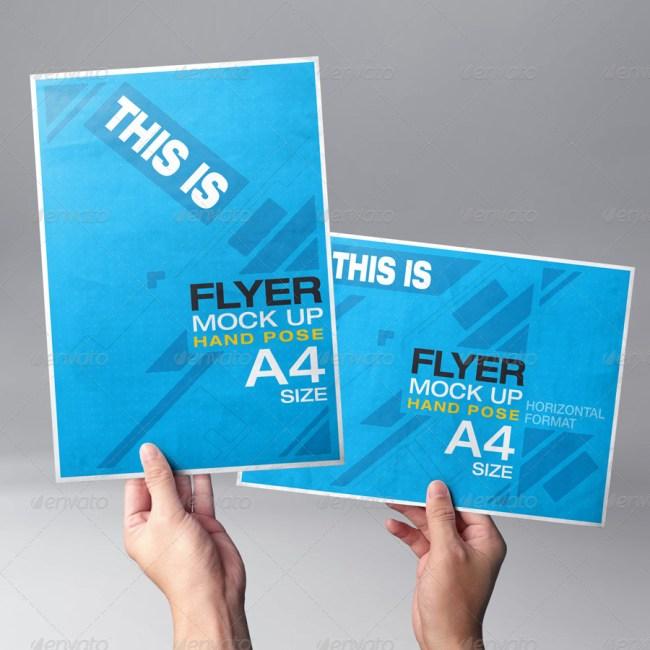 Flyer Mockup v3