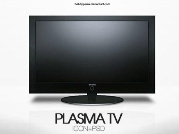 Free Plasma TV PSD