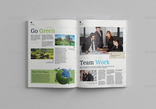 Print & Screen Magazine Mock-Ups