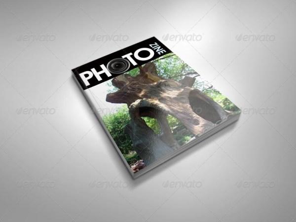 Thick Magazine Mock-ups