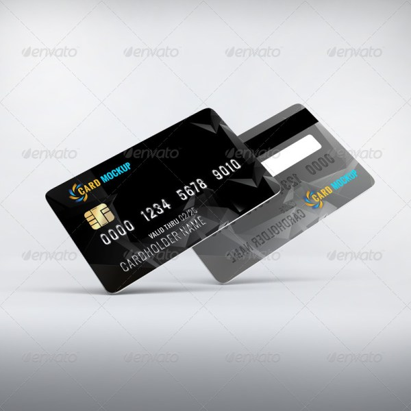 30 Best Credit Card Mockup Psd Free And Premium Download Layerbag