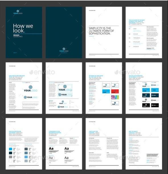 How We Look - Brand Guidelines