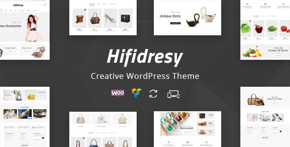 Hifidresy - Multipurpose WooCommerce Theme