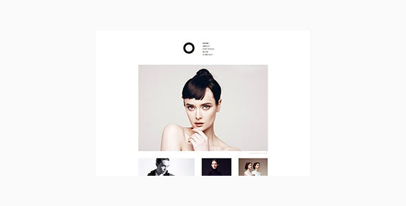 Enso - Minimal Photography and Portfolio WordPress Theme