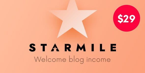 Starmile | Multi-Purpose Blog WordPress Theme