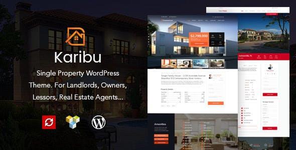 Karibu - Single Property Theme