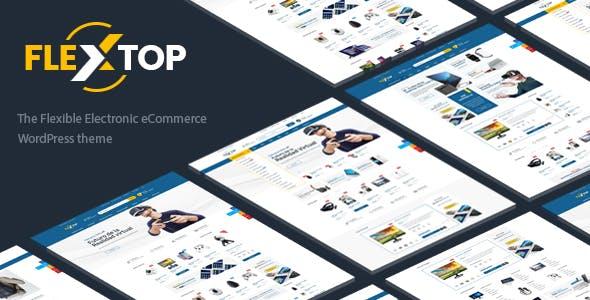 Flextop - WooCommerce Responsive Digital Theme