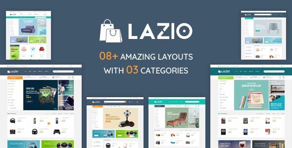 Lazio - Toys and Game Accessories WordPress Theme