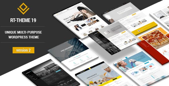 RT-Theme 19 | Responsive Multi-Purpose WordPress Theme