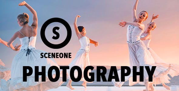 SceneOne | Photography Theme for WordPress