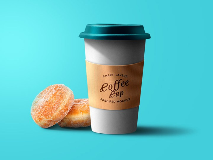 best coffee cup mockup free download