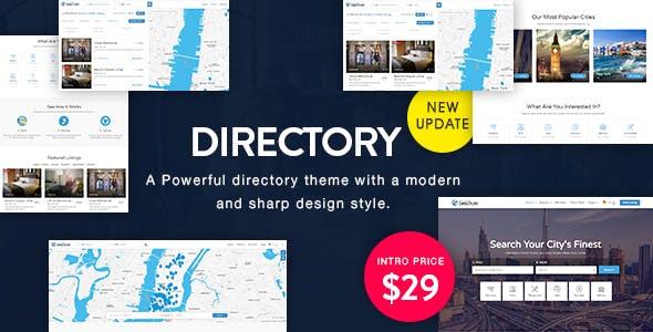 Directory | Multi-purpose WordPress Theme