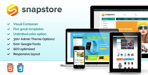 Snapstore - Premium WooCommerce Theme