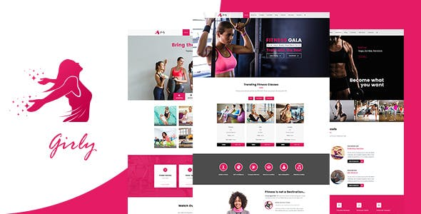 Gym | Fitness & Gym Theme