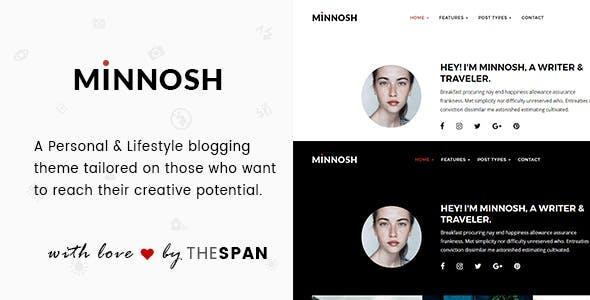 Minnosh - Personal & Lifestyle Blog