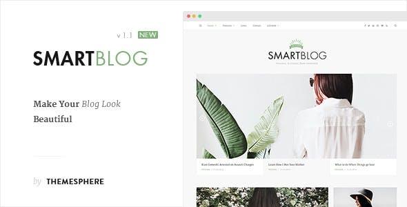 Blog - Smart Blog WordPress Blog