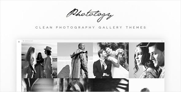 Photology - Clean Photography Gallery Themes
