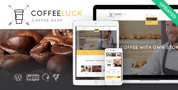 Coffee Luck | Coffee Shop / Cafe / Restaurant