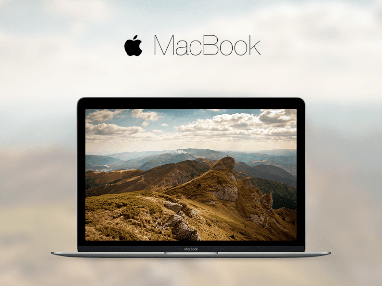 MacBook by Max Hennebach
