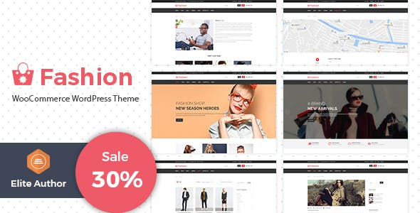 Fashion - WooCommerce WordPress Theme