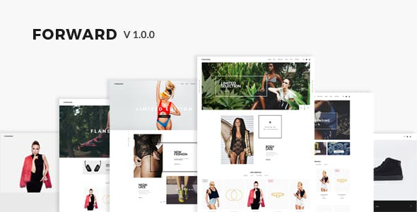 Forward - Responsive WooCommerce Theme