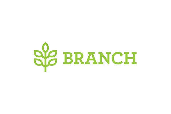 Branch logo - 50 Inspiring Tree Logo Designs <3 <3