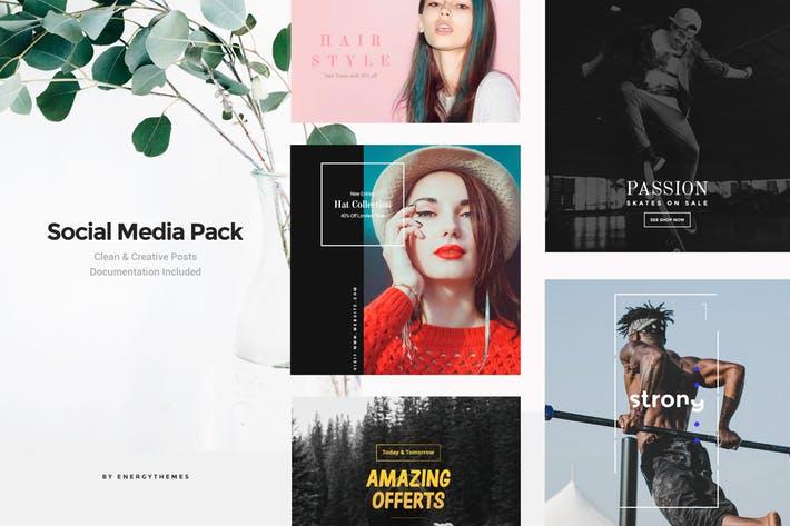 Social Media Banners - Vol4