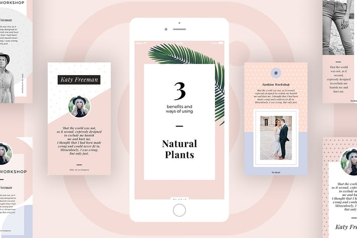 Vela Instagram Stories for Bloggers