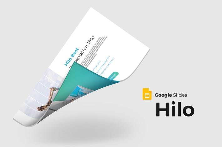 Hilo - Google Slides Template