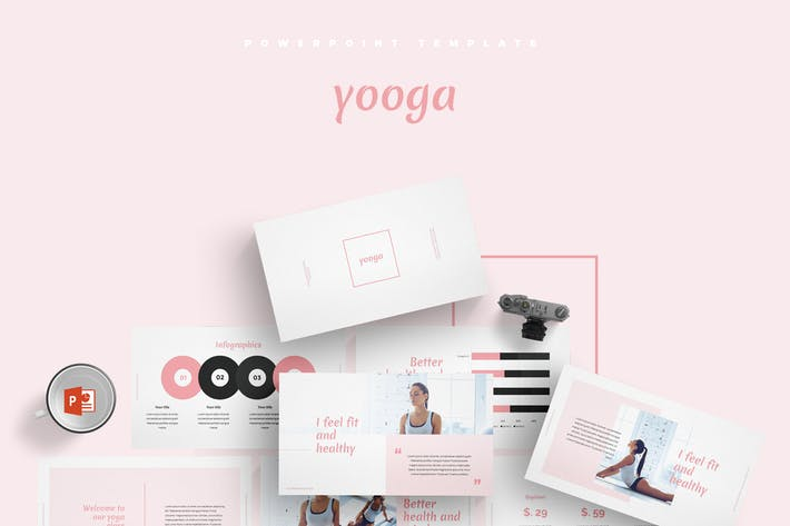 Yooga Powerpoint Templates