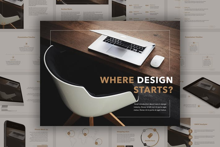 Inception PowerPoint Template