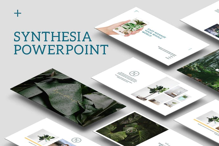 Synthesia Powerpoint