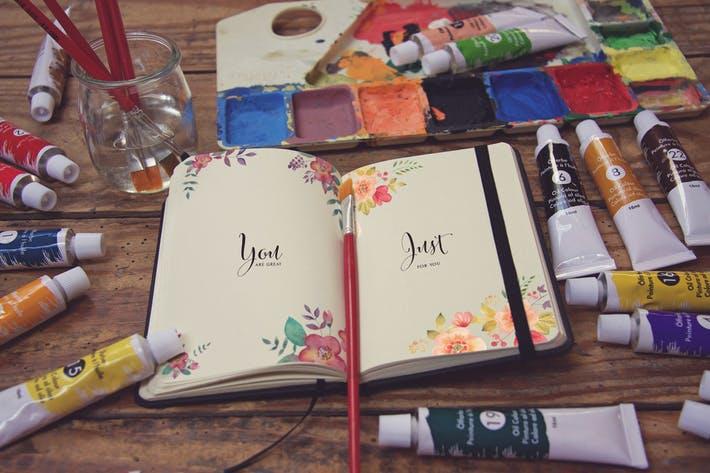 Pocket Notebook Vertical