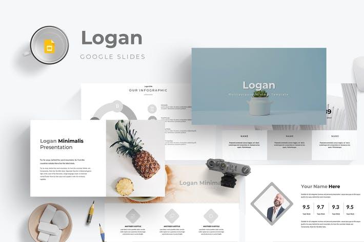 Logan - Google Slides Template