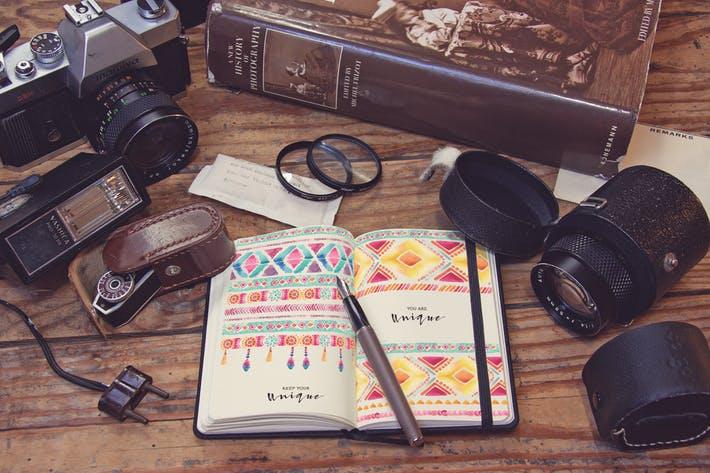 Pocket Notebook Writing
