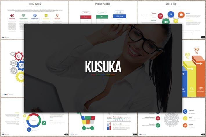 New New KUSUKA Google Slides