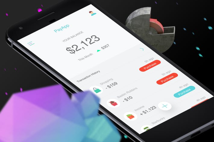 Pay Mobile Ui