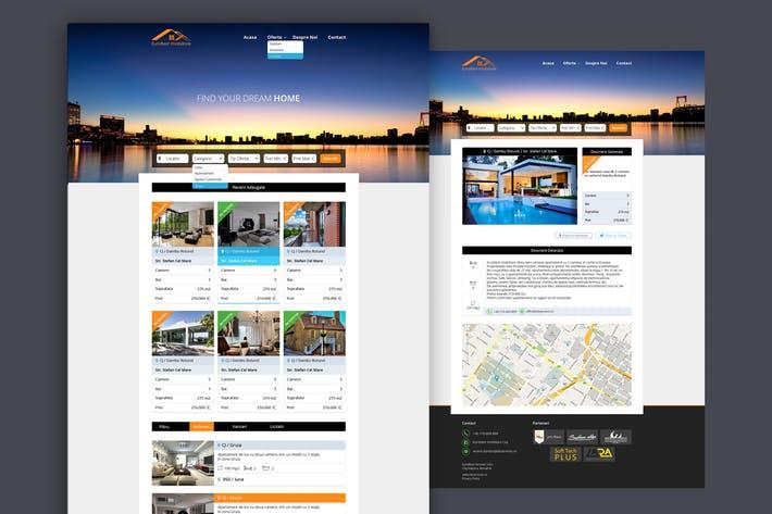 Real Estate Website Kit
