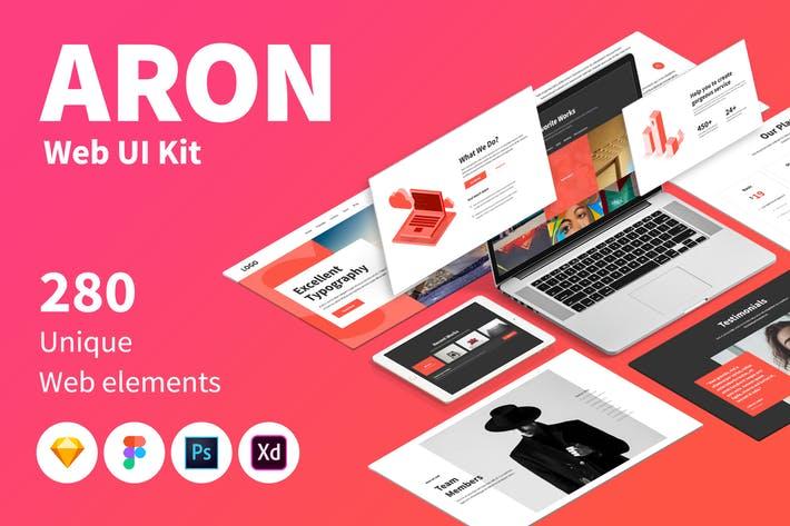 ARON Web UI Kit