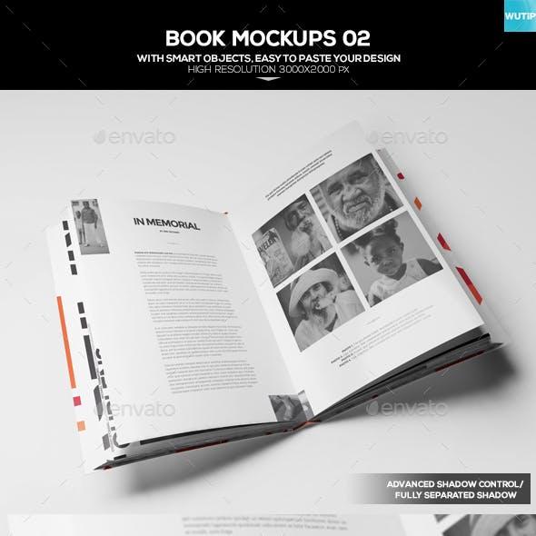 Book Mockups 02