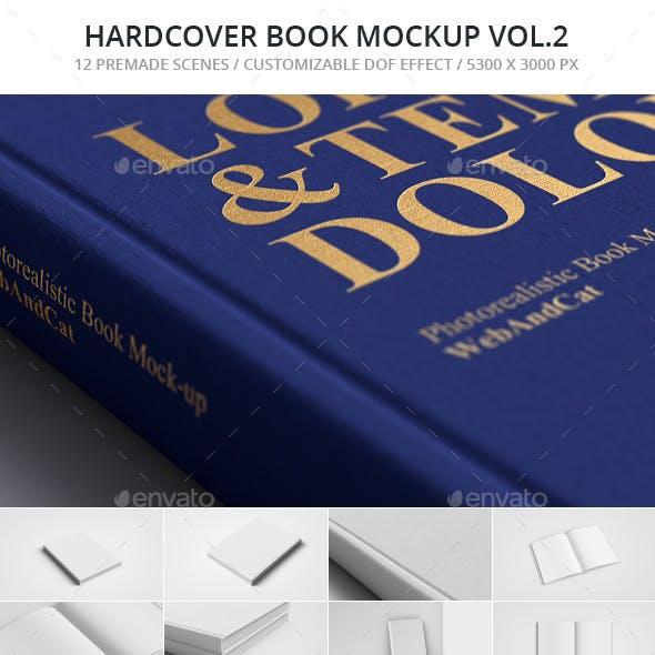 Book Mockup Vol.2