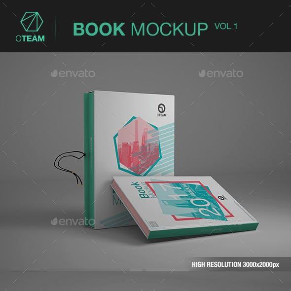 Books Mockup