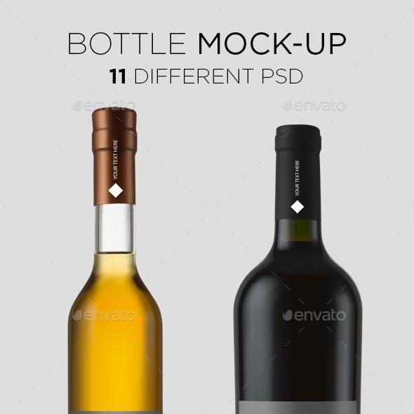 Bottle Mock-Up