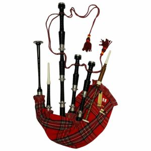royal Stewart Scottish bagpipe