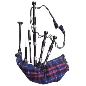 pride of scotland bagpipe