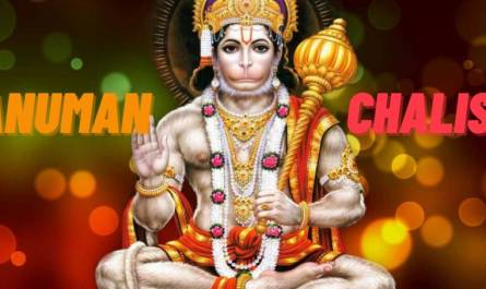 Hanuman Chalisa Lyrics In English With PDF and Meaning