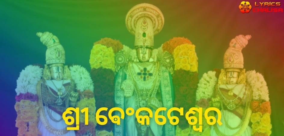 Venkateswara Ashtothram Stotram lyrics in oriya,odia with meaning, benefits, pdf and mp3 song